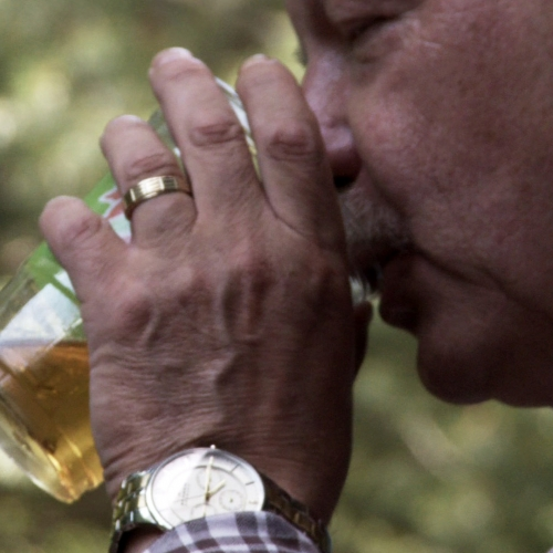 How Men Handle Stress