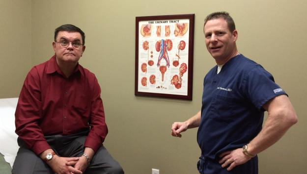 Laser Vaporization of Prostate Testimonial