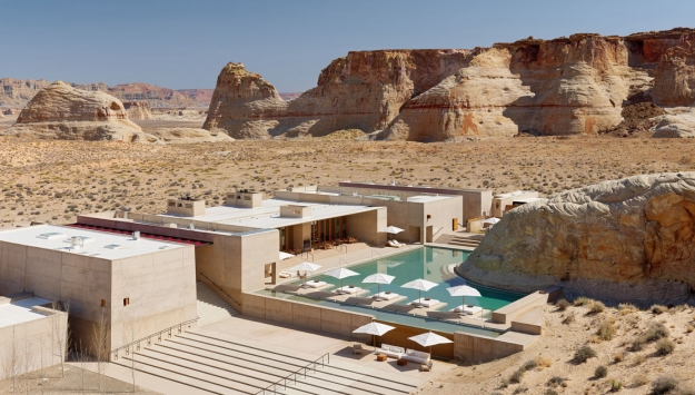 Amangiri Overview - Desert Spa Built to Connect the Senses