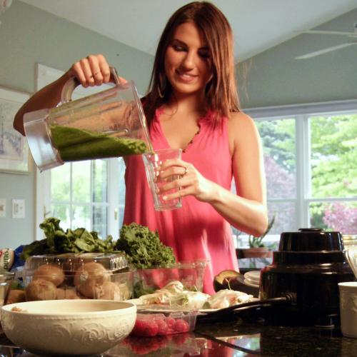 Rachel's Green Juice Recipe