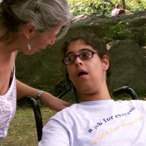 Caregiving for Cerebral Palsy - A Mother & Daughter Hardship