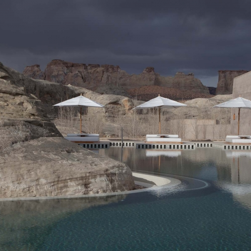 Amangiri Overview Continued