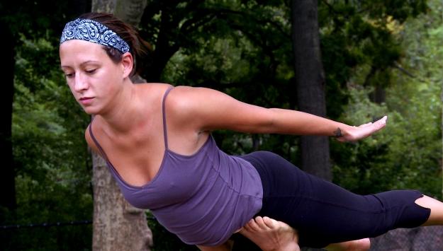 Acro Yoga - Lauren & Brian's Story