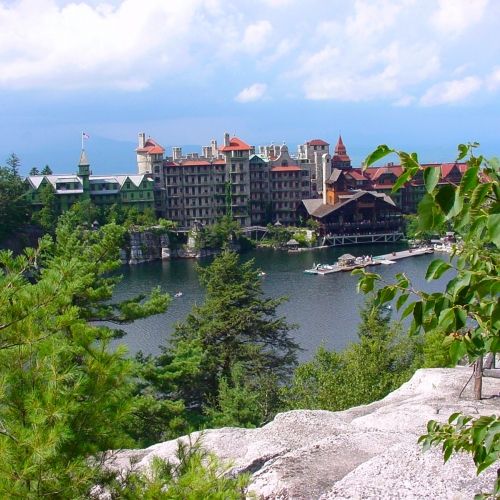 Mohonk Mountain House - Renewal of Body, Mind, and Spirit